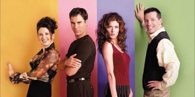 "Regresa ""Will and Grace"": NBC encarga 10 episodios de la serie"
