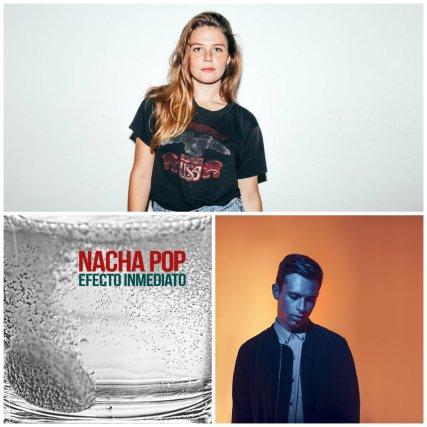 Ponle play: discos nuevos de Nacha Pop, Maggie Rogers y Flume