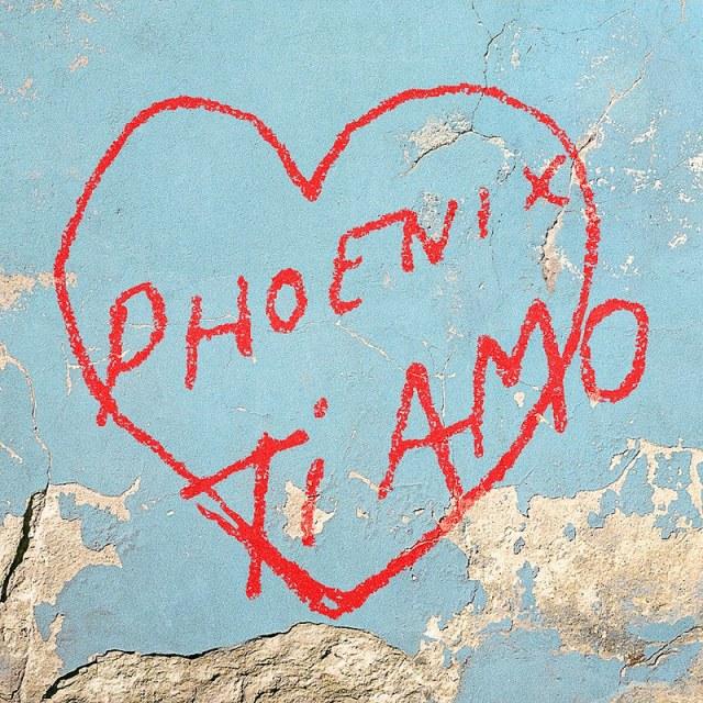 "Phoenix ""drops""nuevo track"
