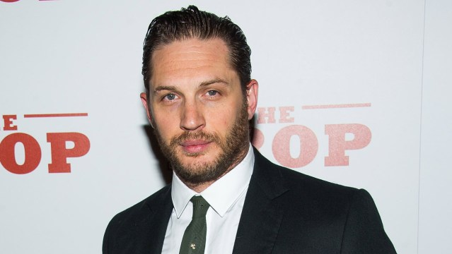 Tom Hardy es el actor elegido para interpretar a Venom