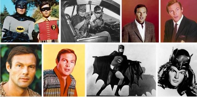 Adam West, adiós al verdadero Batman