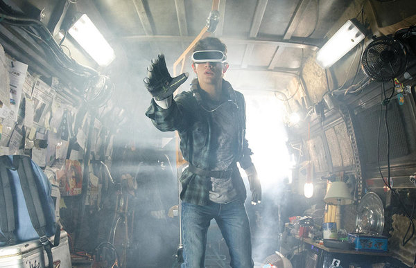 "Video: Primer tráiler de ""Ready player one"""