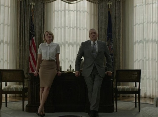 House of Cards, hora de retirarse