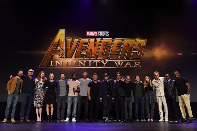 Avengers: Infinity War: dan a conocer nuevo póster en la Comic-Con 2017