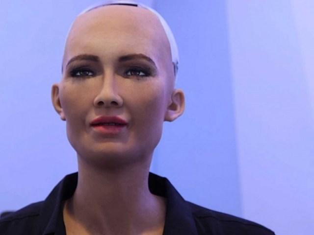 Sophia, la robot humanoide y ciudadana saudí, dará ponencia en México
