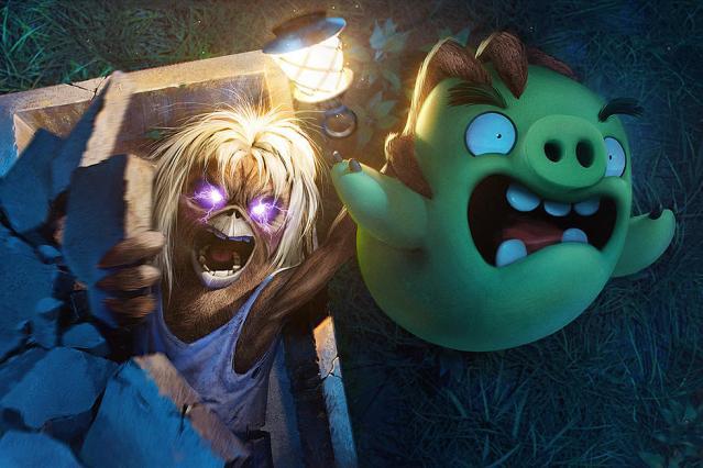 Tráiler: Rovio une a Iron Maiden con Angry Birds