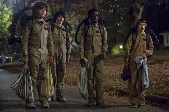 Video: nuevo tráiler de la segunda temporada de Stranger Things