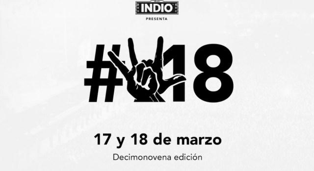 Oficial: Cartel completo del Vive Latino 2018