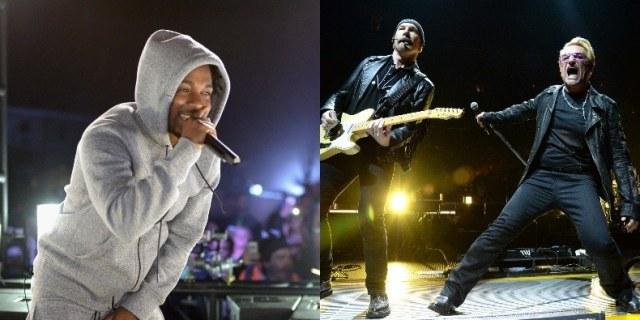 """""""Get out of your own way"""": U2 presenta nuevo sencillo y el arte de Songs of Experience"""