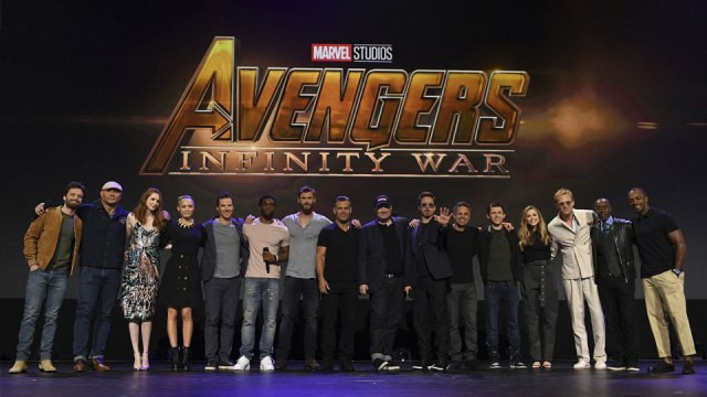 "Marvel anuncia que mañana liberará el primer tráiler de ""Infinity War"""