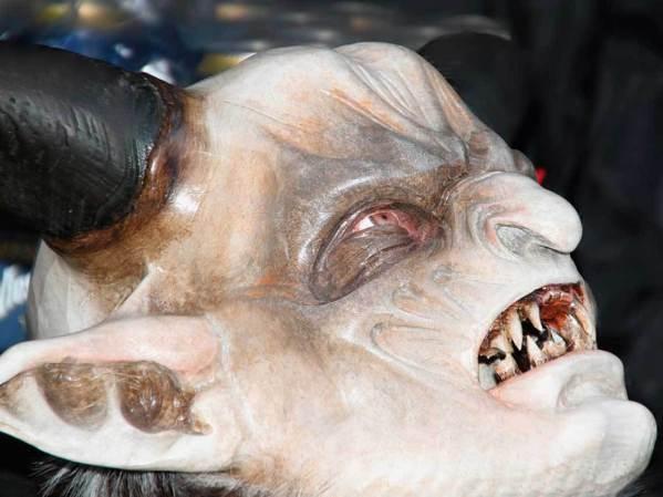 Video: Vive el Tour de Terror en el Estadio Azteca