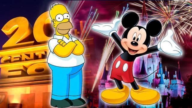 Disney compra 20th Century Fox por 52.400 millones de dólares
