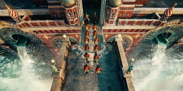"""Video: Primer tráiler de """"El Cascanueces y los 4 reinos"""""""