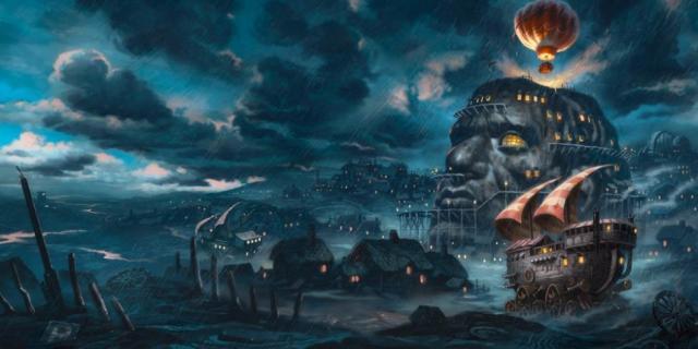 """""""Máquinas mortales"""", la nueva saga producida por Peter Jackson, estrena tráiler"""