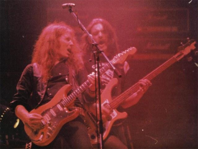 Muere Eddie Clarke, último miembro de la formación clásica de Motörhead