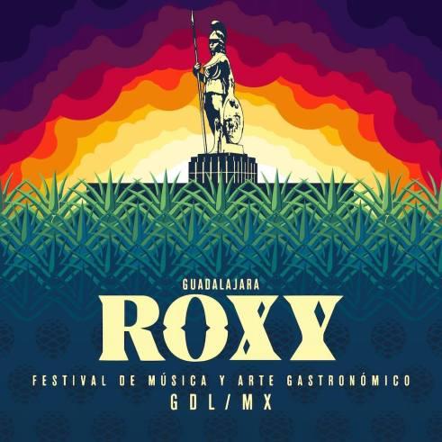 Cartel completo delFestival Roxy2018