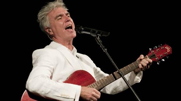 David Byrne ofrecerá conciertos en México