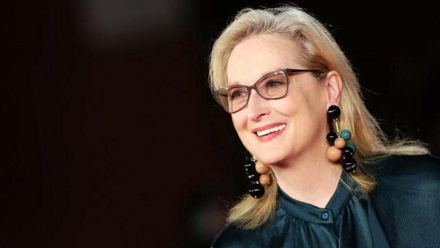 Meryl Streep se suma al elenco de 'Big Little Lies'