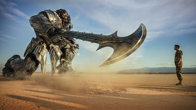 """Transformers: The Last Knight"" domina las nominaciones en los premios Razzie"