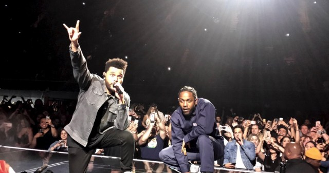 Kendrick Lamar & The Weeknd: Pray for me