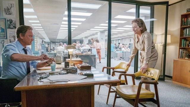 Corte y queda, toma 15: The Post y el periodismo en el cine