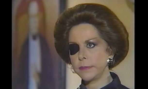 Muere la actriz María Rubio