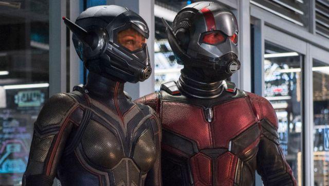 Los Vengadores se preguntan ¿dónde están Ant-Man y Wasp?