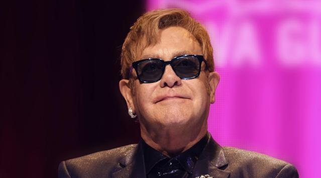 """Taron Egerton será Elton John en la película """"Rocketman"""""""
