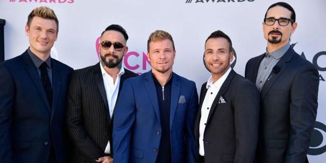 Escucha Don't Go Breaking My Heart, lo nuevo de los Backstreet Boys