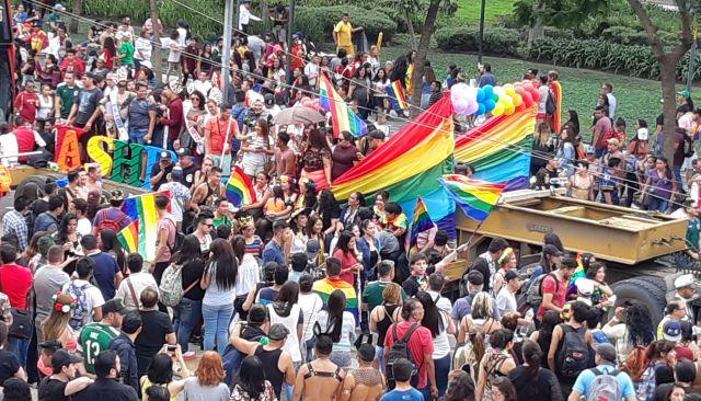 Fotos: Marcha del ogullo gay, mucha fiesta en la CDMX