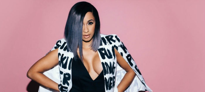 Cardi B lidera las nomianciones de los MTV Video Music Awards 2018