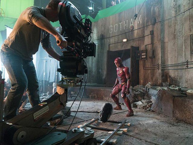 Cinta de 'The Flash' se rodará en febrero de 2019