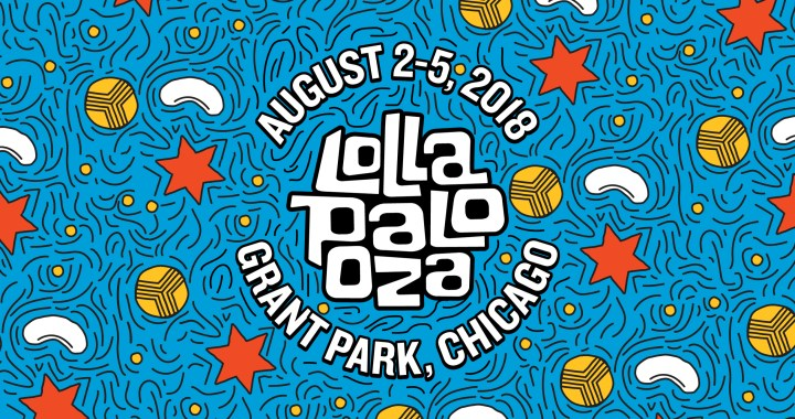 Streaming: Lollapalooza 2018