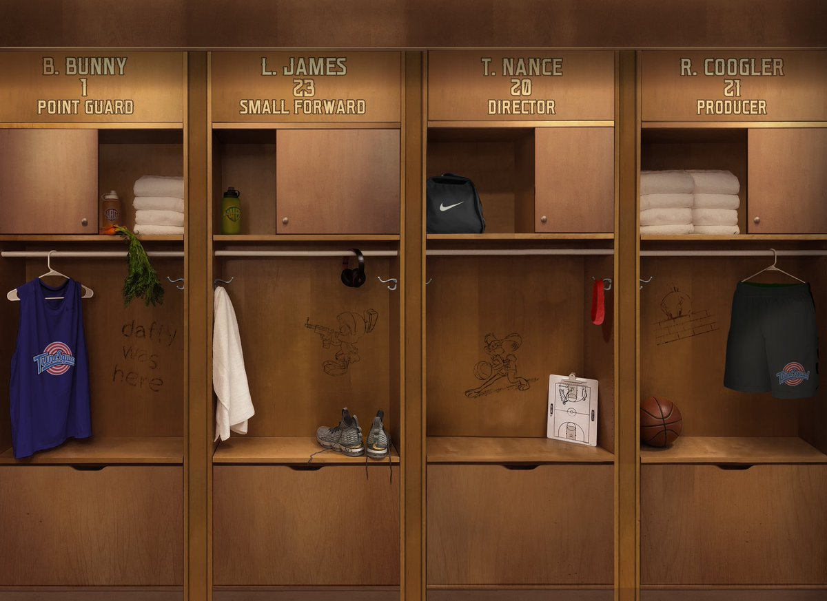 Space Jam 2 con LeBron James será realidad