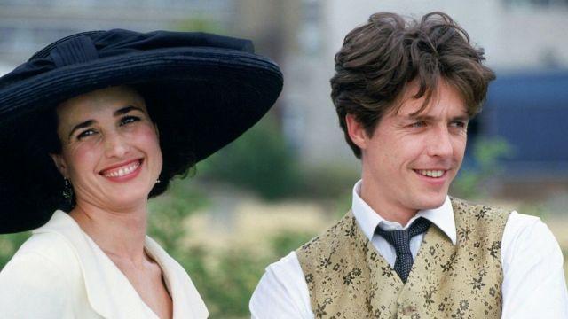 """Hugh Grant anuncia """"sequel-ette"""" de 'Cuatro bodas y un funeral'"""