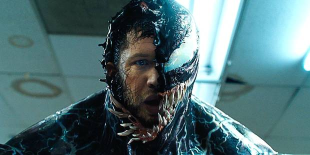 Venom: una simbiosis a medias