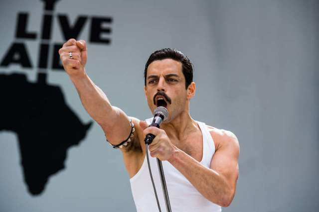 "Bohemian Rhapsody: la historia de Freddie Mercury en formato de ""Greatest Hits"""