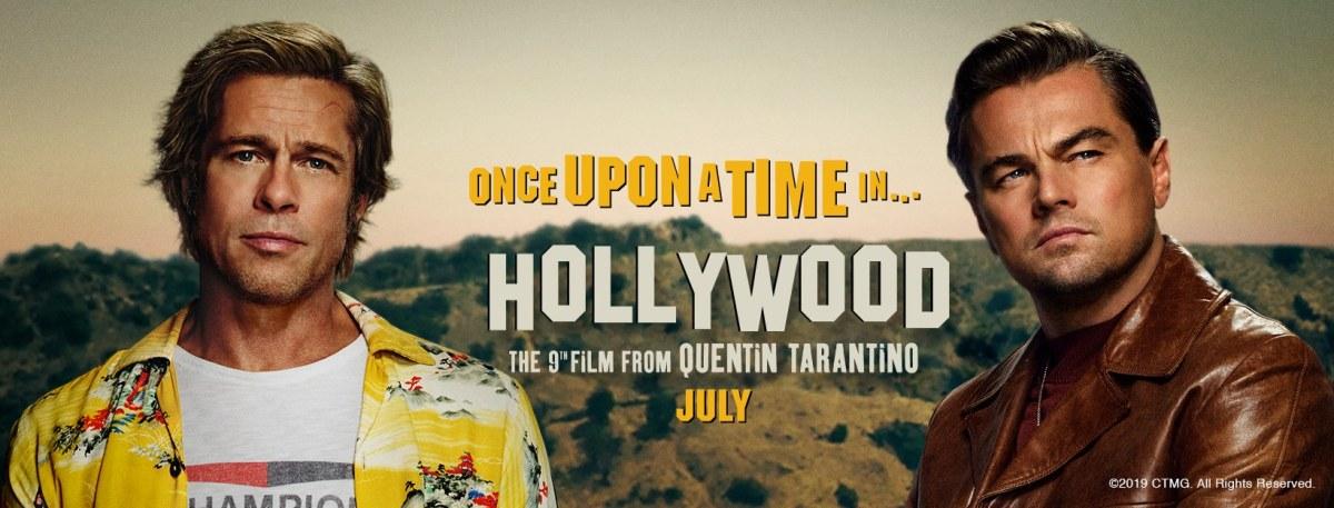 Once Upon a Time in Hollywood, el primer tráiler