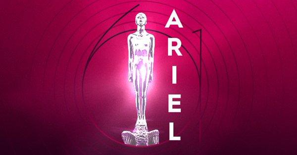 Nominados a la 61ª edición de los premios Ariel