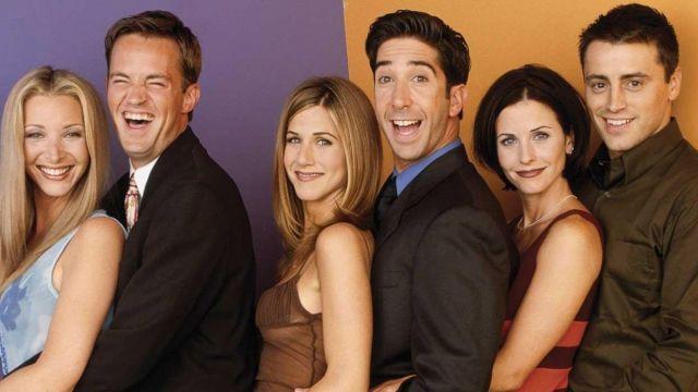 Elenco de Friends ofrece a los fans unirse a su especial