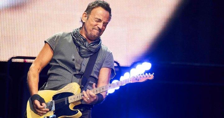 Bruce Springsteen y sus canciones para sobrevivir al encierro