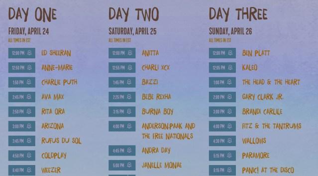 PlayOn Fest ofrecerá 72 horas continuas de conciertos y presentaciones especiales