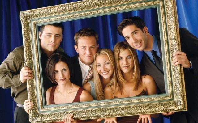 """""""Friends"""" aplaza su reunión para verano"""