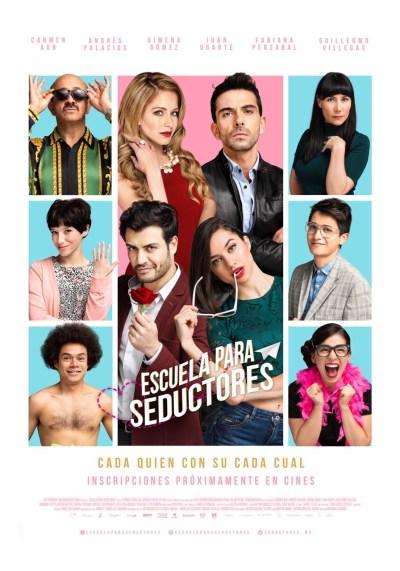 """""""Escuela para seductores"""" llegará a cines de México el 7 de agosto"""