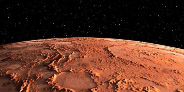 Oxígeno y combustible del agua marciana: estudio propone nuevo método de extracción