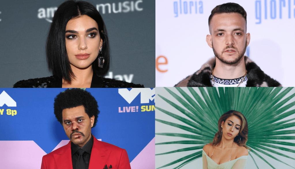 las mejores canciones del 2020