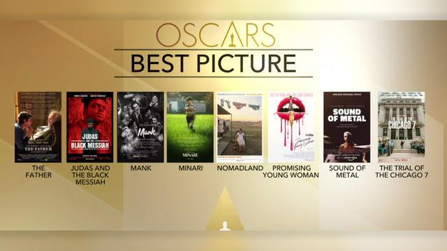 Películas nominadas al Oscar 2021: video críticas cinematográficas