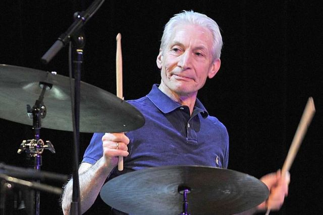 Muere Charlie Watts, baterista de The Rolling Stones