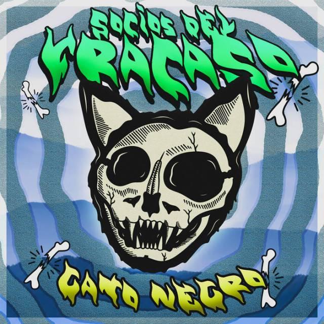 """Gato Negro promociona su primer EP """"Socios del fracaso"""""""