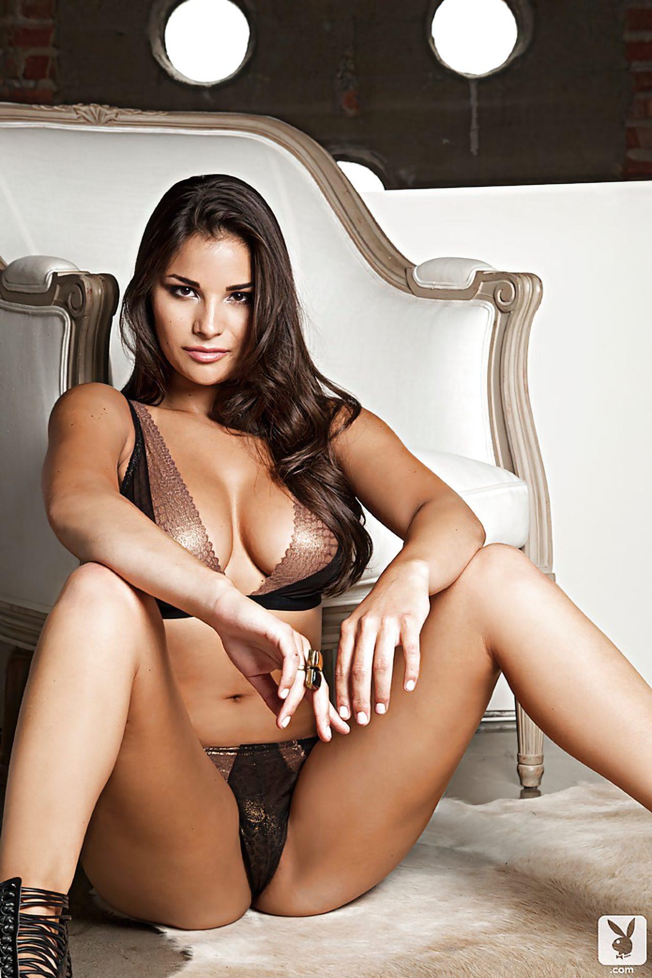 Anna Andelise Sexy Playboy (1)